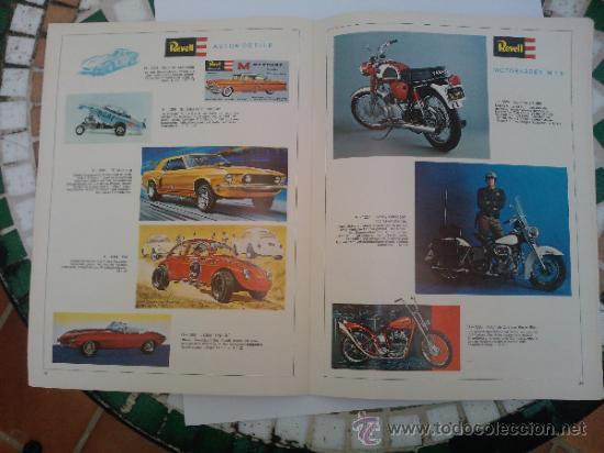 Hobbys: -CATALOGO REVELL 1969 ALEMAN 46 PAG - Foto 4 - 34629128
